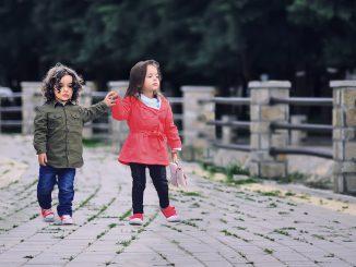 Kinder, Mode