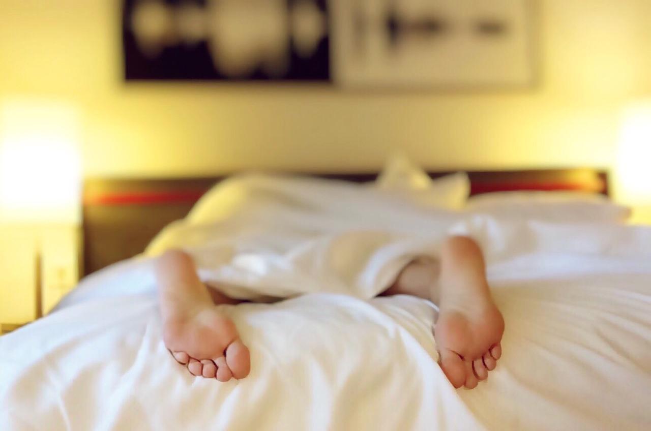 Schlafen, Bett