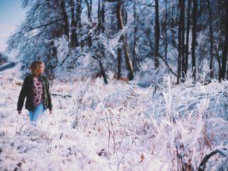 Schnee, Menschen
